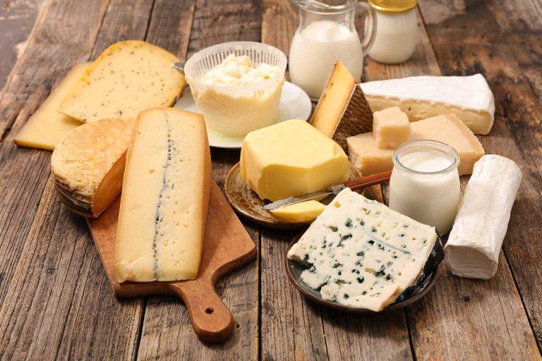Singers avoid cheese