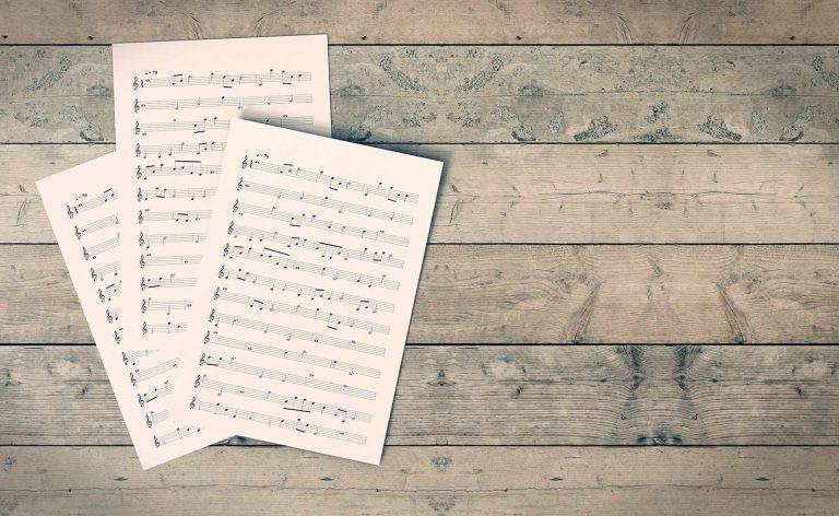 buy sheet music