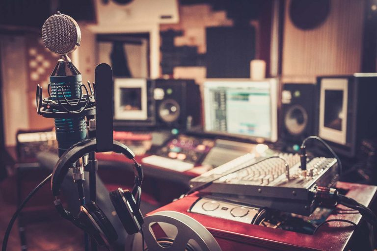 recording and production