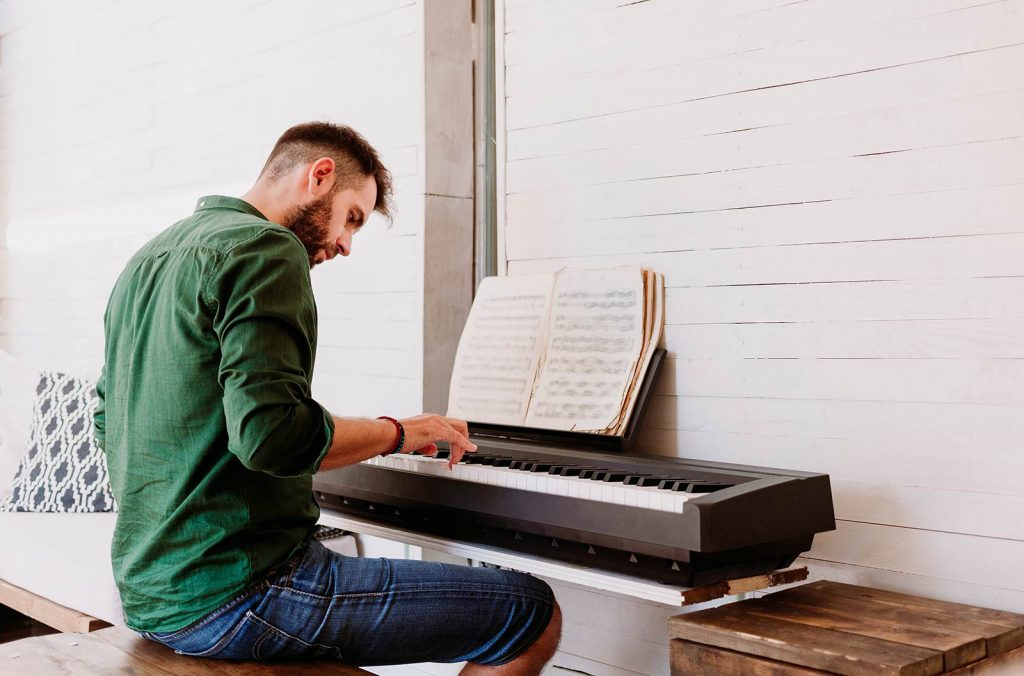 How to write a chord progression
