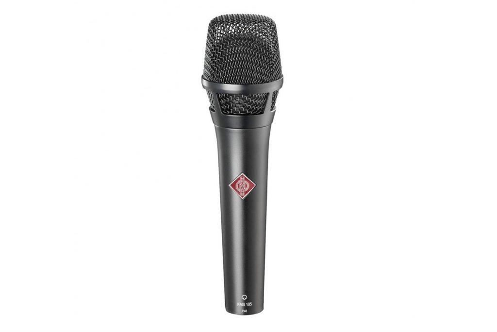 Neumann KMS 105 Handheld Vocal Condenser Microphone