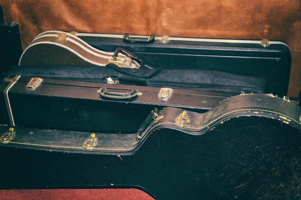 open mic equipment
