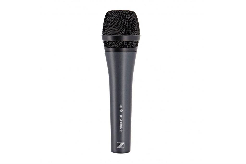 Sennheiser e835 - budget Vocal Microphone