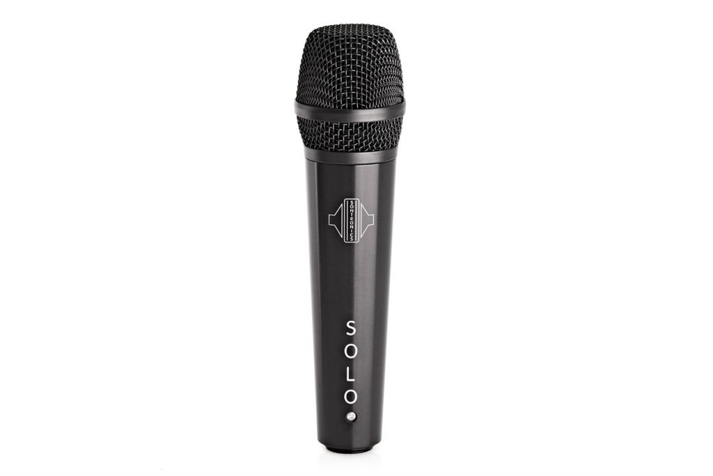 Sontronics SOLO - best mid-priced Vocal Microphone