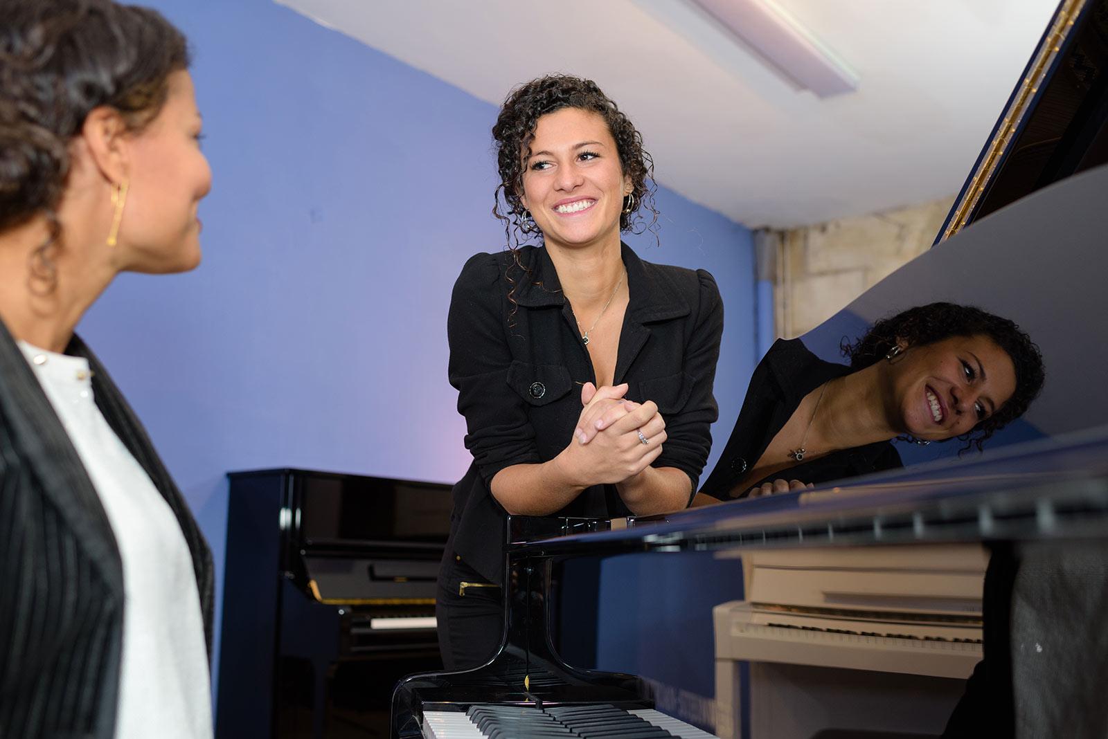 find a singing teacher