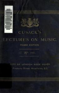 lecturesonmusic